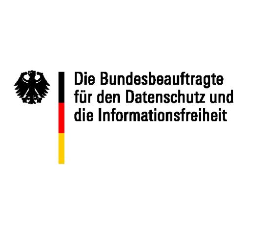 Logo der Bundesbeauftragten für den Datenschutz und die Informationsfreiheit